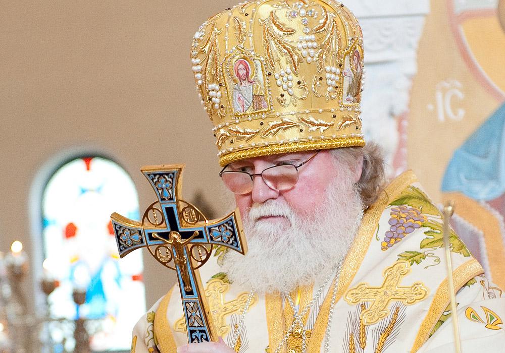 Светлой памяти архиепископа Феофана (Галинского). К годовщине со дня кончины.