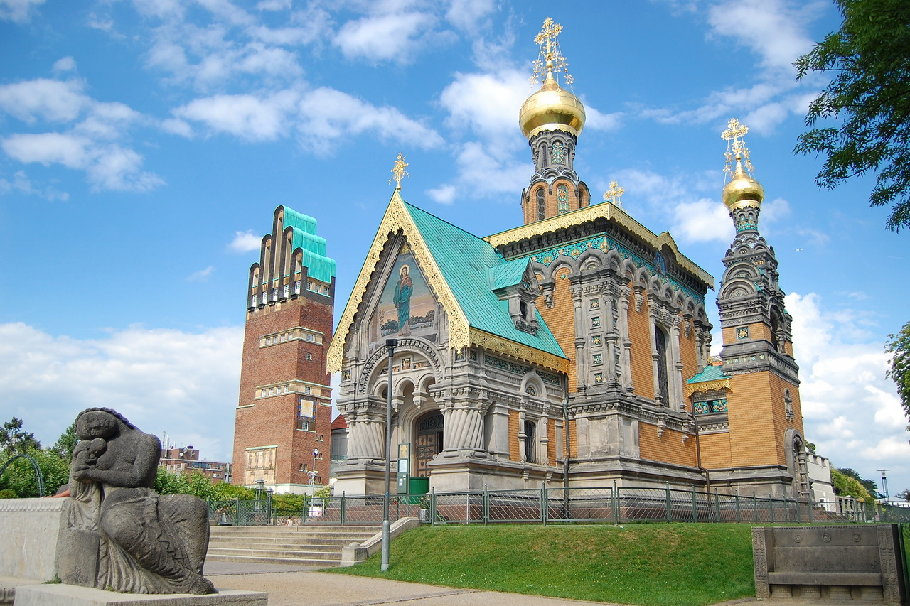Русская церковь в Дармштадте