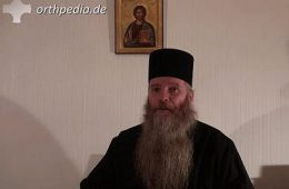 Mönchspriester Paisios