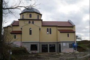 Kirchenneubau Verkündigungs-St.-Justin-Einsiedelei in Unterufhausen