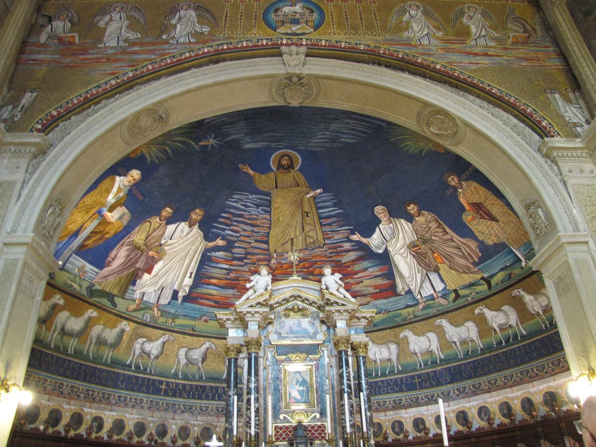 Рим христианские святыни столешница с тайной вечери столешница дюропал на экспострое