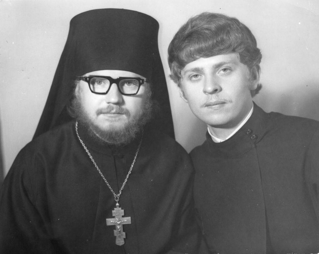 Два земляка: иеромонах Феофан и Василий Тарасов