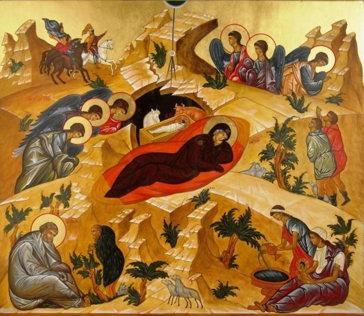 Die Weihnachtsbotschaft des Patriarchen von Moskau und der ganzen ...